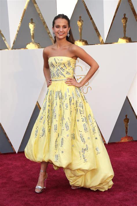 Best Dresses Oscar Night