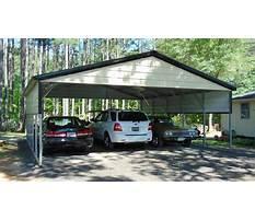 Best metal carport design.aspx Plan