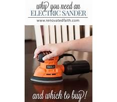 Best sander for diy furniture.aspx Plan