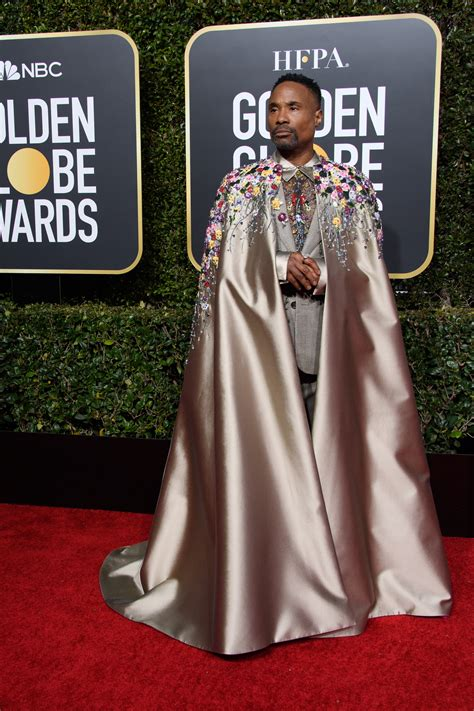 Billy Porter Golden Globe