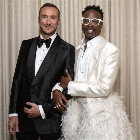 Billy Porter Married