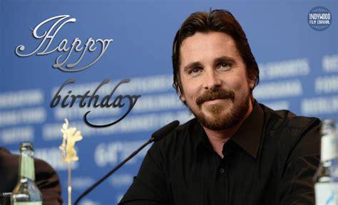 Birthday Christian Bale