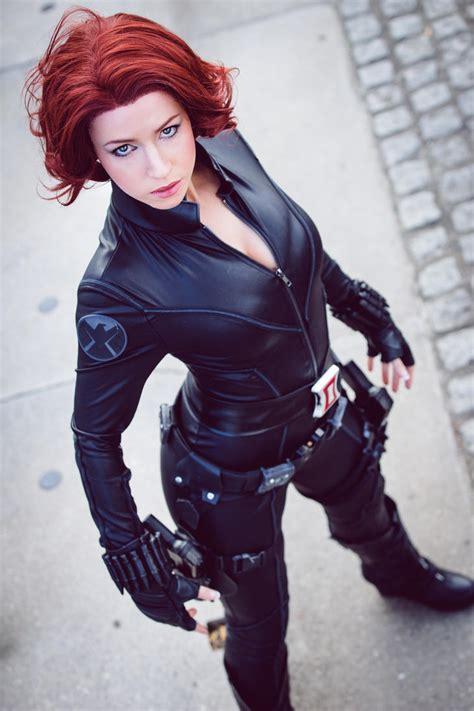 Black Widow Natalia Romanova