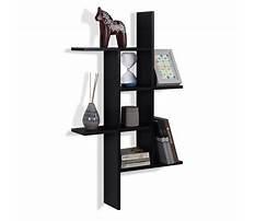 Black shelves walmart Plan