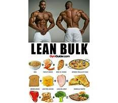 Bodybuilding maintenance diet Plan
