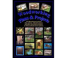 Books on woodworking Plan