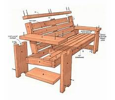 Buddy bench wood plans Plan