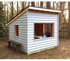 Build a simple shed.aspx Plan
