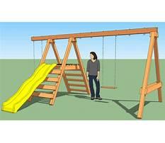 Build a swing set.aspx Plan