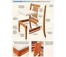 Build dining chair.aspx Plan