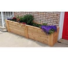 Build your own flower box.aspx Plan