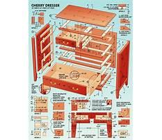 Building a dresser design Plan