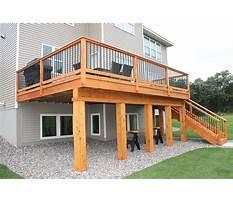 Building a new deck.aspx Plan