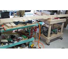 Building a woodworking bench.aspx Plan