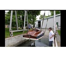 Building absolut a saucy little wooden race boat Plan