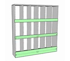 Building bobcat cubbies Plan