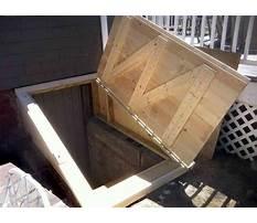 Building bulkhead door Plan