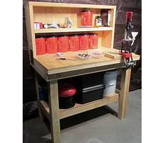 Building reloading bench plans Plan