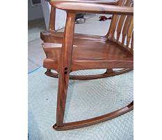 Building rocking chairs plans.aspx Plan