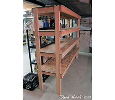 Building shelves plans Plan