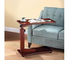 C end table adjustable height Plan