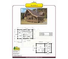 Cabin plans for alaska Plan