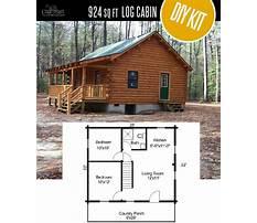 Cabin plans kits.aspx Plan