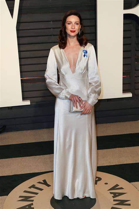 Caitriona Balfe Vanity Fair Oscars Party