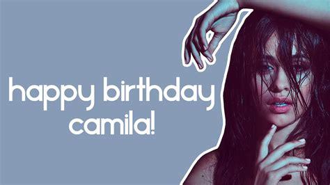 Camila Cabello Birthday