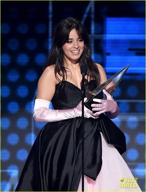 Camila Cabello Performing Amas