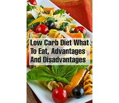 Can you lose weight on a low carb diet Plan
