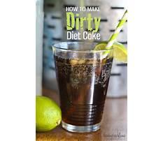 Can you make diet coke Plan