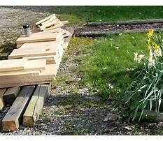 Can you use pressure treated wood indoors.aspx Plan