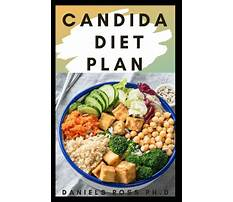 Candida diet alcohol Plan