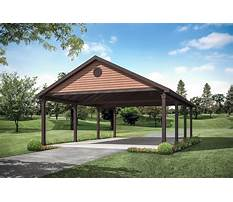Carport pictures and design Plan