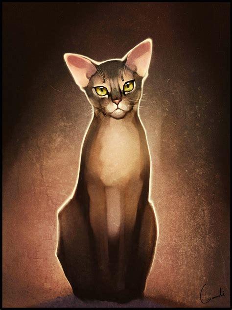 Cat Deviantart