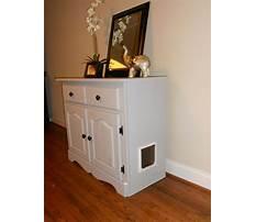 Cat litter cabinet.aspx Plan