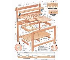 Cedar planter benches Plan