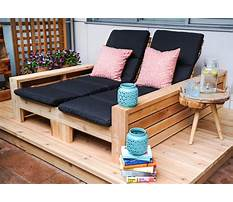 Chaise lounge chairs outdoor Plan