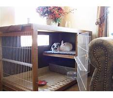 Cheap indoor rabbit hutch diy ideas Plan