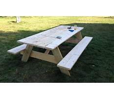 Cheap kids picnic tables Plan