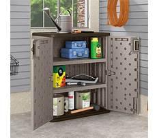 Cheap plastic garage storage cabinets Plan