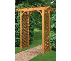 Cheapest garden arches Plan