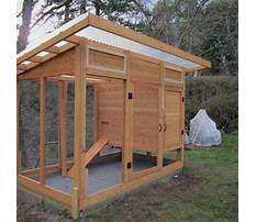 Chicken coop kits to buy Plan