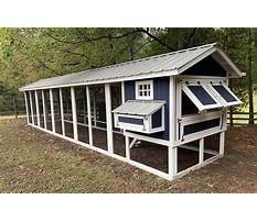 Chicken houses for sale Plan