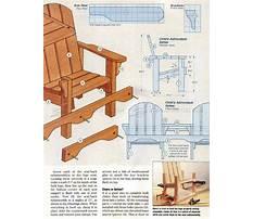 Child chair plans free Plan