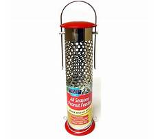 Circular peanut bird feeder Plan