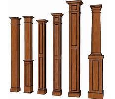 Columns wood.aspx Plan
