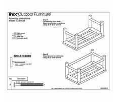 Composite outdoor furniture plans.aspx Plan