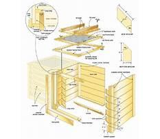 Compost bin plans wood Plan